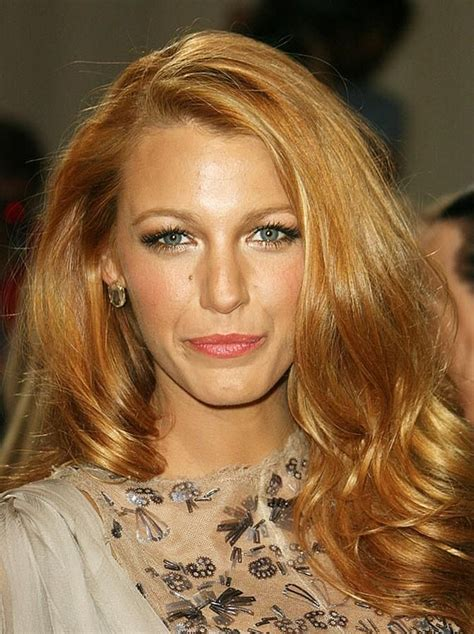 best blonde shoo davines blake lively 17 best images about strawberry blonde hair on pinterest
