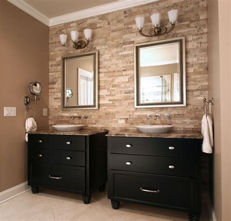 Ideas For Bathroom Vanities And Cabinets | 25 best dark cabinets bathroom ideas on pinterest dark