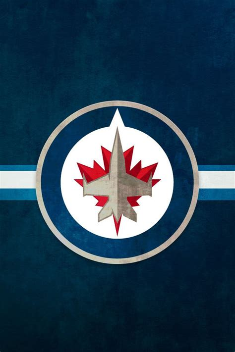 wallpaper iphone 6 nhl winnipeg jets iphone background nhl wallpapers pinterest