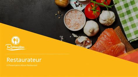 powerpoint themes restaurant restaurant business premium powerpoint template slidestore