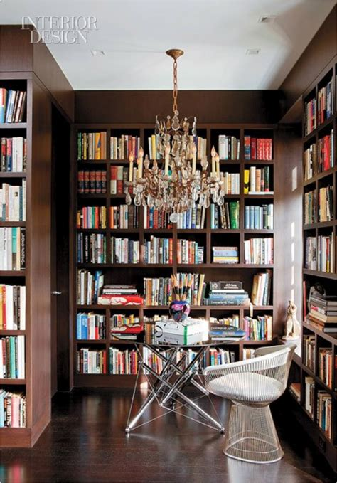 Home Office Design Books by Let S Decorate Creating A Relaxing Home Library