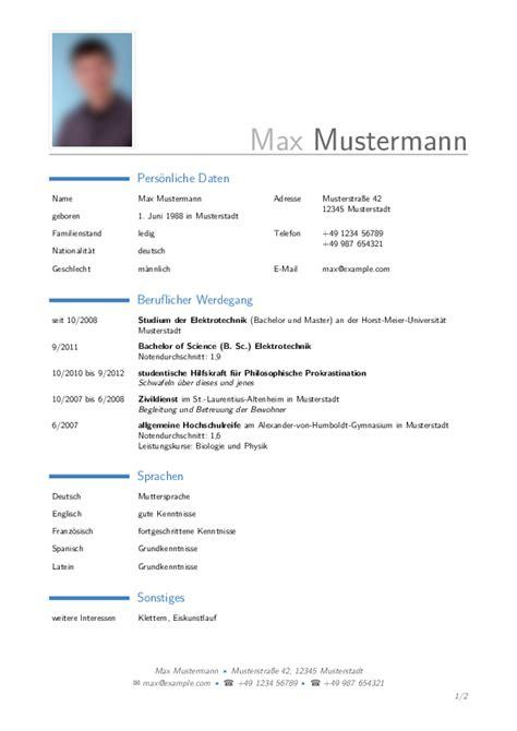 Professioneller Briefvorlage Michael Fiedler Net