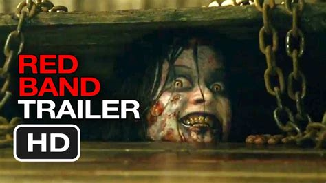 evil dead film in youtube evil dead full length red band trailer 1 2013 horror