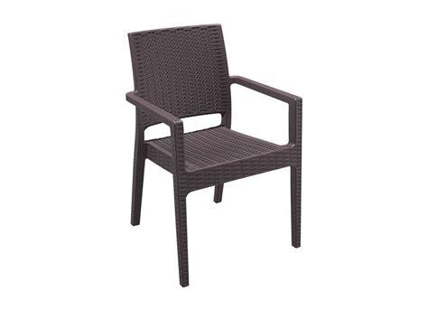 chaises de jardins chaise de jardin en r 233 sine tress 233 e achatdesign