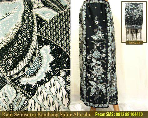 Label Nama Kain Size M jual kebaya big size kain semisutra kembang sulur