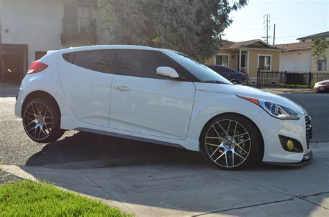 Hyundai Veloster Aftermarket Turbo by March 2015 Veloster Turbo Of The Month Contest