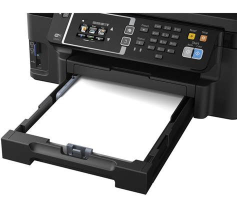 Printer Epson Bisa Fax buy epson workforce wf 3620dwf all in one wireless inkjet printer with fax free delivery currys