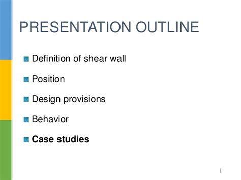 design behaviour meaning shear wall