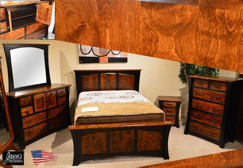 birch bedroom furniture amish flame birch bedroom jasen s fine furniture since 1951