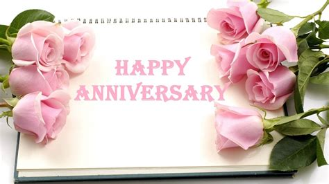 flower wallpaper with message happy anniversary wishes happy marriage wedding