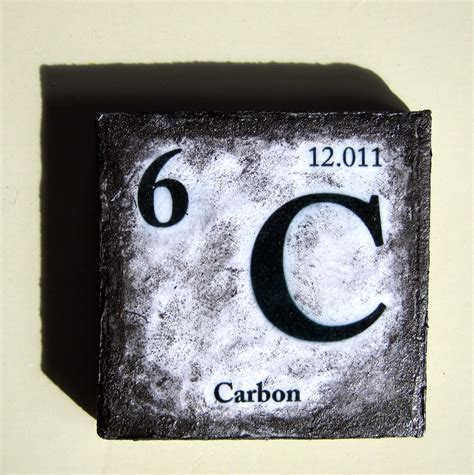 Carbon element mini painting refrigerator art magnet