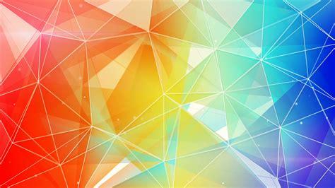 colorful wallpaper triangles geometric triangles colorful wallpaper 4k hd free download