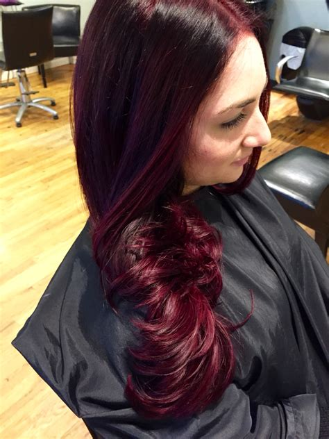 merlot hair color 50 hair colors and highlights inspiration for