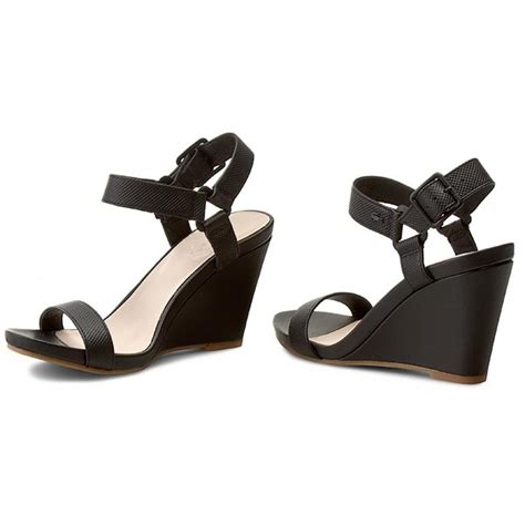 sandals lacoste karoly   caw  caw blk
