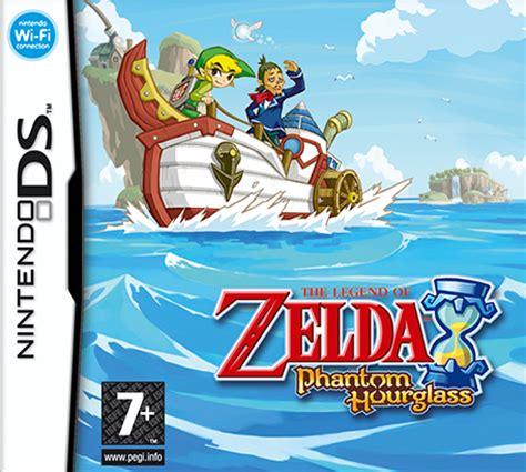 Legend Of Nintendo the legend of phantom hourglass nintendo ds