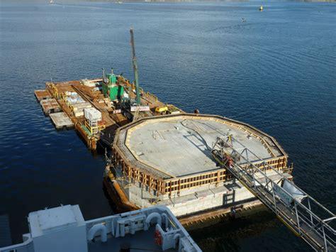 holmsgarth mooring dolphin tulloch developments ltd