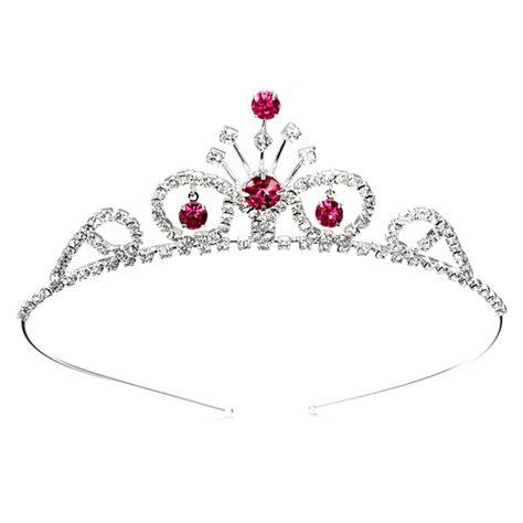 rhinestone wedding crown princess tiara headband alex nld