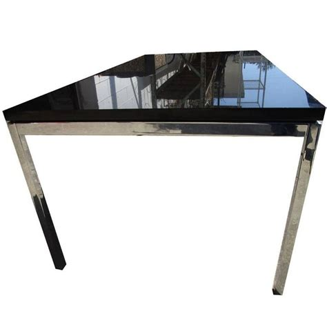 granite tables for sale 45 quot vintage florence knoll coffee table with chrome base