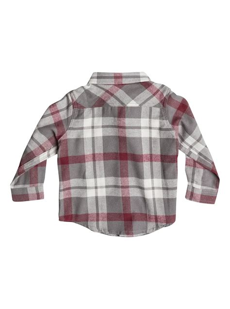 The Soft Solid Flanel Shirt baby viking flannel shirt 40474093 quiksilver