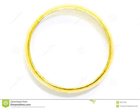 Image Of Gold Ring by Gold Ring Stock Photo Image 42317931