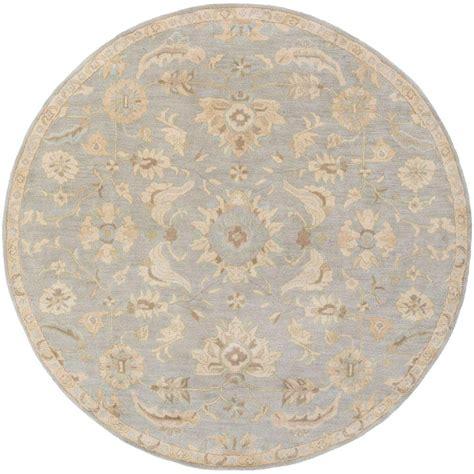 9 X 9 Area Rug Artistic Weavers Hanzei Slate 9 Ft 9 In X 9 Ft 9 In Indoor Area Rug S00151007934 The