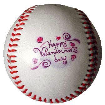 valentines baseball to my favorite valentine baseball 171 rays renegade