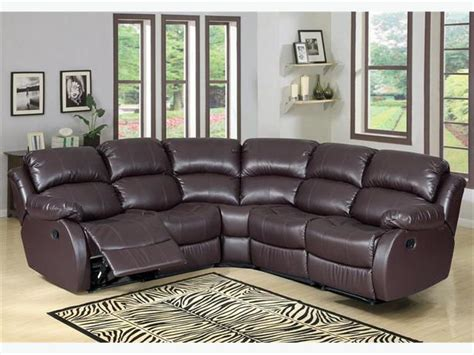 Corner Sofa Leather And Fabric Preciousinstants Brown Leather Fabric Corner Sofa Images