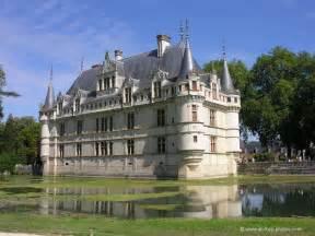 foto castillo de azay le rideau francia