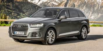 Www Audi 2016 Audi Q7 Review Photos Caradvice