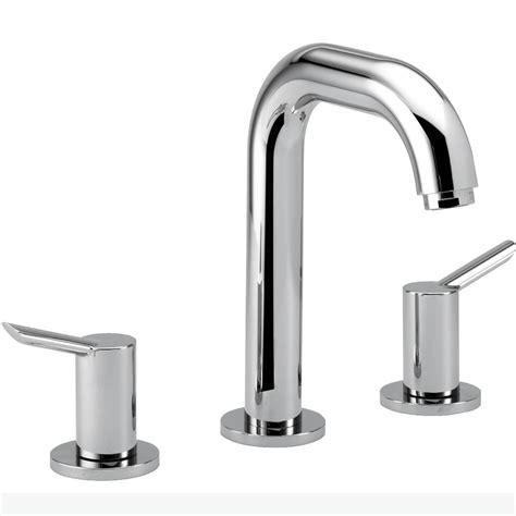 Hansgrohe Modern Bathroom Faucets Hansgrohe Focus S Widespread Lavatory Faucet Chrome