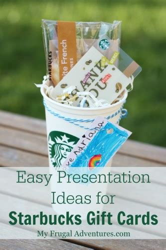 Gift Card Presentation Ideas - easy smores gift basket idea teacher gift my frugal adventures