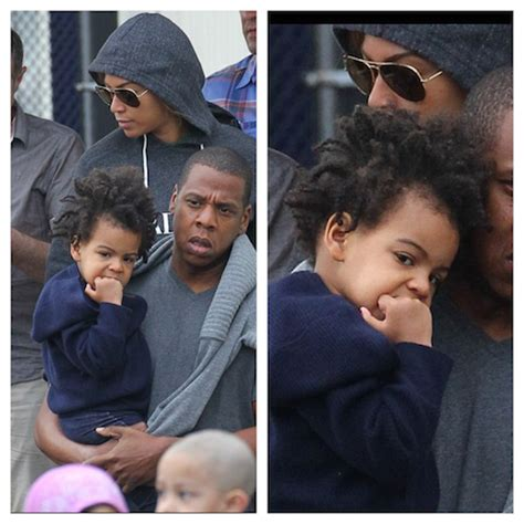 blue ivy new hairdo celeb photos blue ivy serving new hairstyle page 4