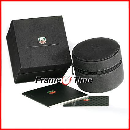 Box Tag Heuer Original tag heuer of pearl steel date wv2413 ba0793 ebay