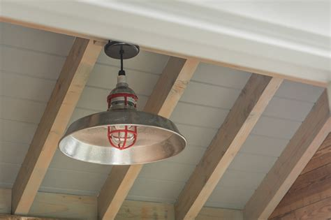 Sheds A Light by American Made Barn Light With Cast Guard For