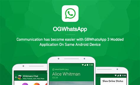 Themes For Og Whatsapp | 5 best whatsapp mod apk for android 2017 latest version