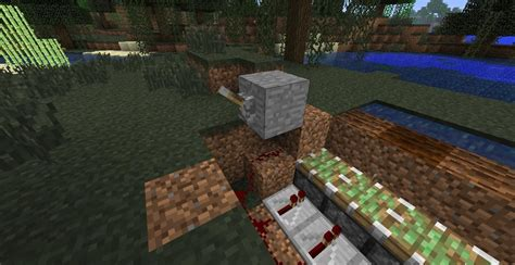 Minecraft Auto Planter by How To Build An Automatic Melon Farm In Minecraft 171 Minecraft