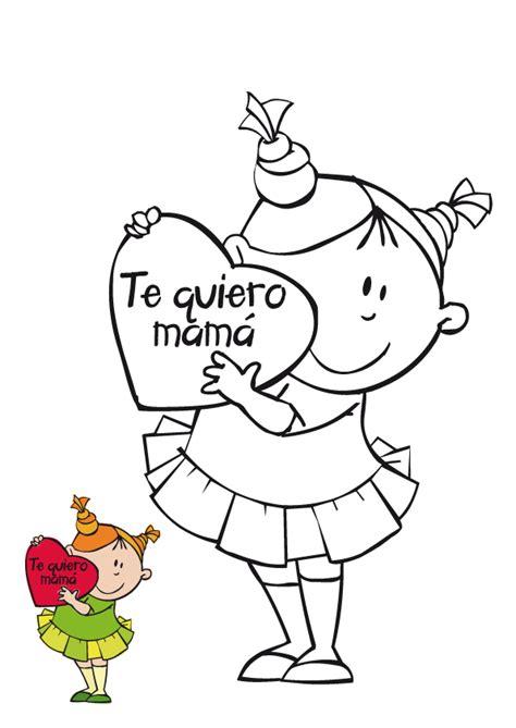 imagenes que digan feliz cumpleaños mamá para colorear maestra de infantil tarjetas para colorear en el d 237 a de
