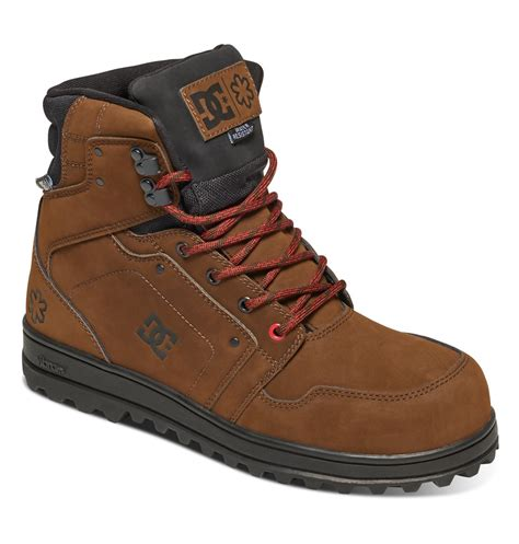 mountain boots s spt mountain work boots admb700011 dc shoes