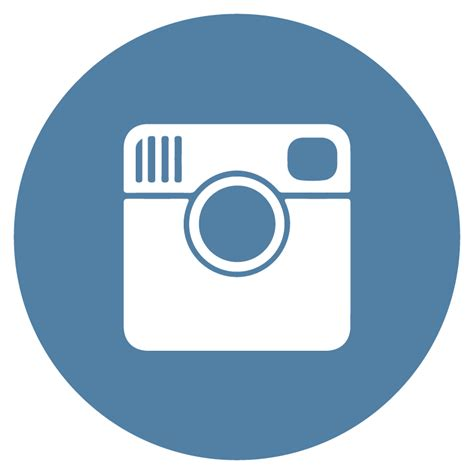 instagram flat icon circle logo vector eps  kb