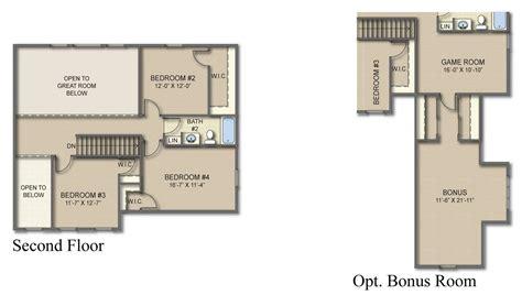 www floorplan bristol home plan new home plans in howell mi