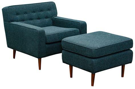 mcm chair and ottoman lot 74 mcm chair and ottoman by milo baughman leonard