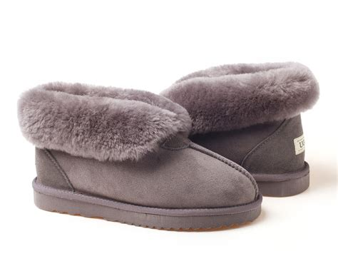 princess slippers for ozwear connection ugg s princess slipper grey