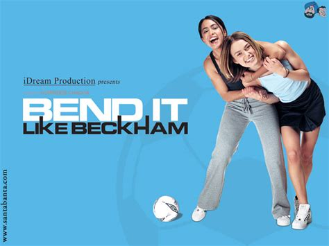 themes in the film bend it like beckham bend it like beckham movie wallpaper 2
