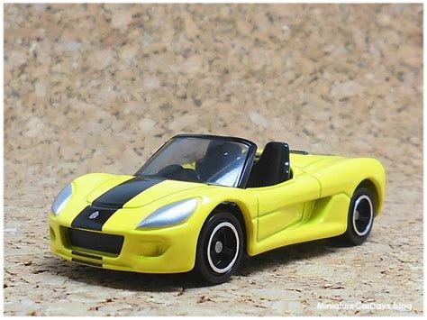 Tommykaira Zz Yellow miniaturecardays 180 トミカ