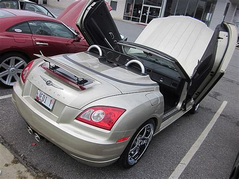 chrysler crossfire owners club 2006 chrysler crossfire convertible chrysler product