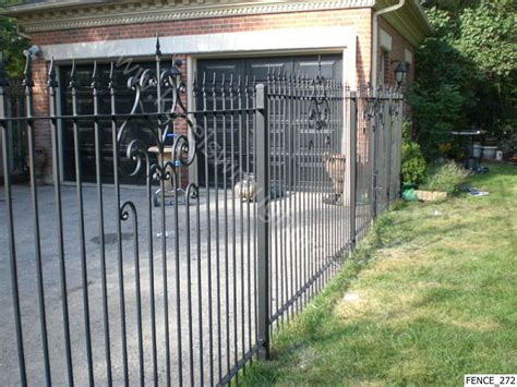 wrought iron pole ls rod iron fence bamboo privacy screen lowes 100