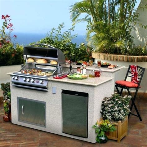 diy outdoor kitchens on a budget thelodge club