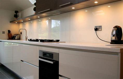 cheap kitchen splashback ideas cheap kitchen worktops with glass splashbacks