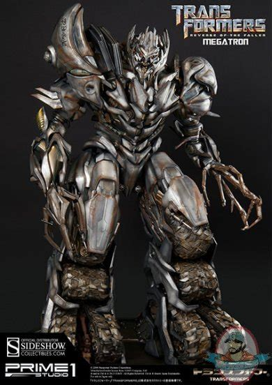 Transformers Bumble Bee Tank Version transformers of the fallen megatron statue by