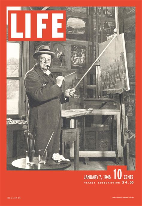 Whos News Lifestyle Magazine 11 by Winston Churchill On The Cover Of Photos Iconic